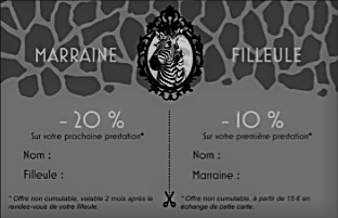 parainage -20% estheticienne Pierry